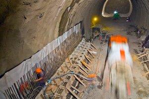 Бетон для подземных конструкций в Нахабино