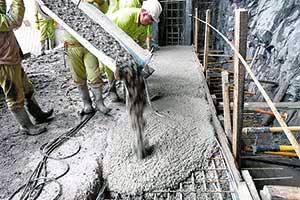 Безусадочный бетон в Домодедово