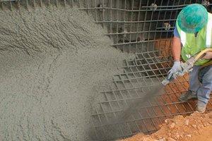 Мелкозернистый бетон в Домодедово