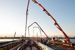Гидротехнический бетон в Домодедово