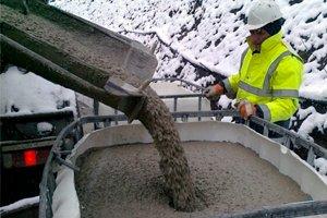 Зимний бетон в Одинцово