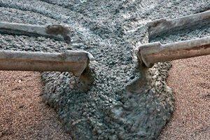 Легкий бетон в Чехове